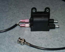 Ignition coil wiring